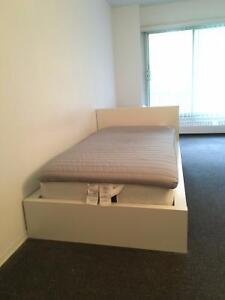 Selling mattress and bed frame!