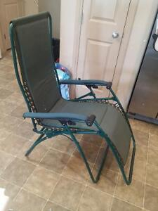 Camping Chair & Stove