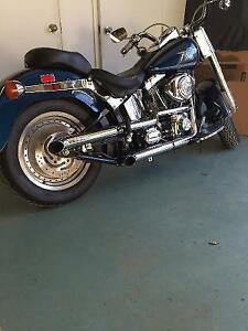 2000 Harley Fat Boy