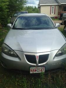 2004 Pontiac Grand Prix Sedan