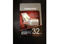 samsung 32 gb memorie card