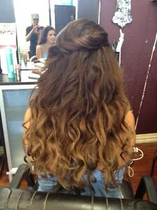 HAIR EXTENSIONS, EVERY METHOD! CALL TODAY, DONE TODAY!! London Ontario image 4