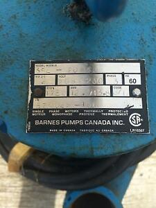 Submersible Sewage Pump or Trash Pump Windsor Region Ontario image 1