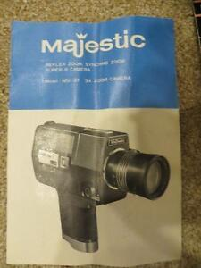 8mm film camera and Projector Strathcona County Edmonton Area image 2