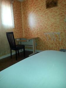 Room, $600. furnished, clean, quiet, spacious,in detached, house
