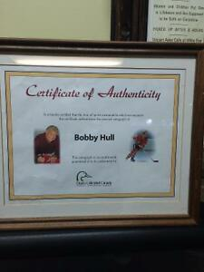 Signed Bobby Hull Blackhawks Jersey, Don Cherry Jacket Strathcona County Edmonton Area image 5