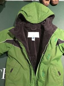 Size 5/6 very warm winter coat used by 1 child