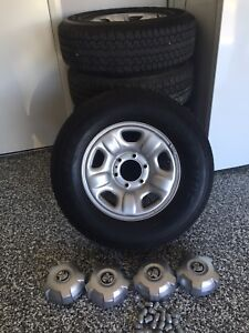 Holden Colorado wheels and tires Pitt Town Hawkesbury Area Preview