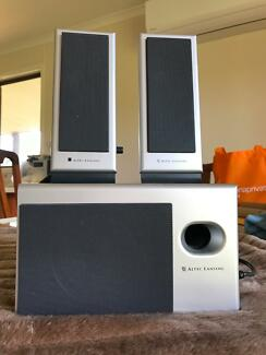 Altec Lansing Powered Audio System - Powered Subwoofer