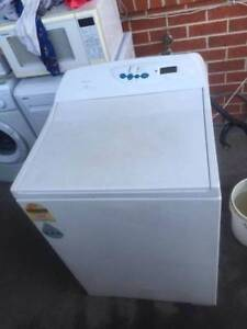 4.5 smart drive great working 7.5 kg fisher &paykel top washing m Mont Albert Whitehorse Area Preview