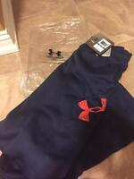 Boys under armour new pants 30.00 firm