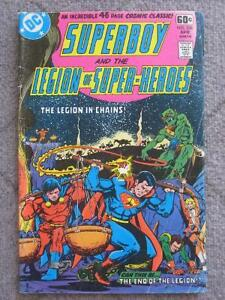 Superboy and the Legion of Super-Heroes #238 – DC Comics