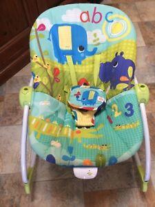 Bright Starts Rocker / Toddler Chair Gilmore Tuggeranong Preview