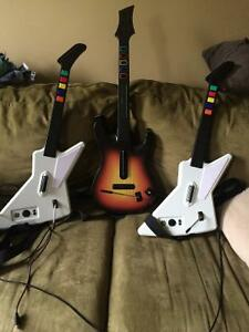 X box guitars