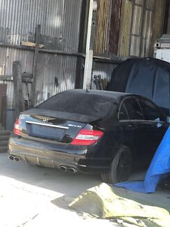 Mercedes Benz C63 AMG 2008 Model Wrecking Entire Car Beverly Hills Hurstville Area Preview