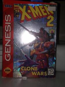 X-Men 2 Clone Wars + PS1/PS2/XBOX/WII/3DS *Jeux* NEGO