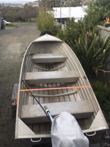 Savage boat hull Port Lincoln Port Lincoln Area Preview