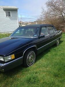 1989 Cadillac Fleetwood Golden Edition Mint Condition