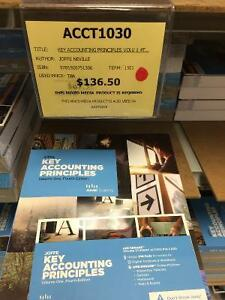 Conestoga Business Administration - Accounting books - Level 1 Kitchener / Waterloo Kitchener Area image 7