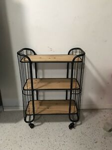 Freedom Furniture Kitchen Trolley rrp $249.95 Carrara Gold Coast City Preview