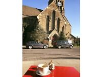Highly regarded Cafe in attractive location - long established & easily run.