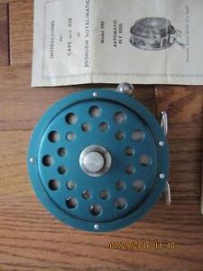 Bronson No 390 Vintage Fly Reel Sarnia Sarnia Area image 2
