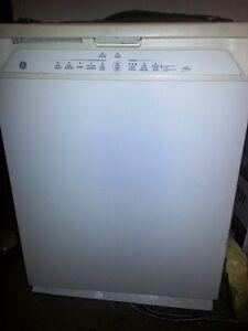 G E dishwasher