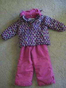 Girls Osh Kosh 4T snow suit