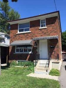 3 Bedroom Detached Home for Rent (Pharmacy and St.Clair)