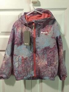 Bench 'Magical' Jacket - size 5/6 girls