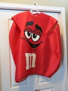 M&M Deluxe Adult Costume (Standard Size)