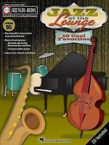 USED-GD-Jazz-Play-Along-Jazz-At-The-Lounge-Vol-95-CD-BK-Hal-Leonard-Jazz-Pl