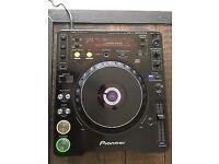 CDJ 1000 MK2 Pioneer