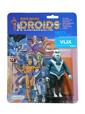 Vlix - Star Wars Droids