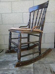 """Antique """"small"""" Rocking Chair"""