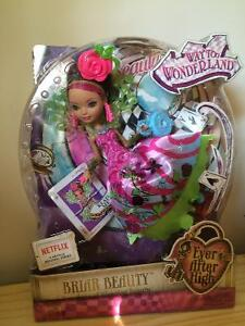 Ever After High Way Too Wonderland Briar Beauty Kitchener / Waterloo Kitchener Area image 1