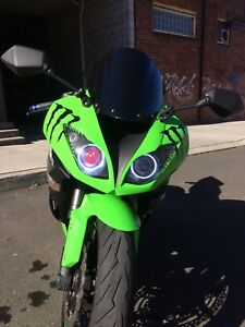 2012 kawasaki zx6r St Peters Marrickville Area Preview