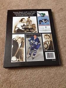 2 TML 50 unforgettable moments in hockey & TML hockey history$25 Cambridge Kitchener Area image 2