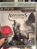 Assasin's Creed, PS3