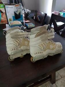 Aggressive Freestyle blades size 11