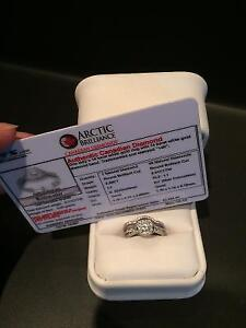 Wedding ring set London Ontario image 1