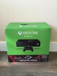 Brand new Xbox one 500gb