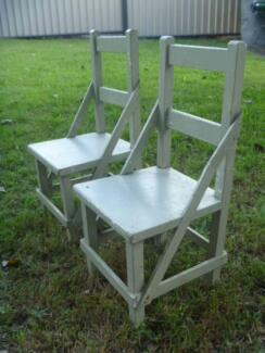 Vintage Kids Dining Chairs   Set of 2 Small Chairs    60 for pairDining Chairs Set of 8    60 each   Dining Chairs   Gumtree  . Dining Chairs Gumtree. Home Design Ideas