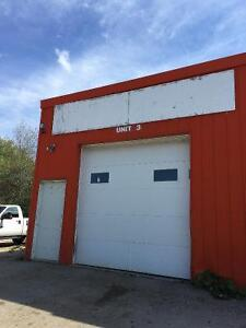 Commercial or Light Industrial space for rent