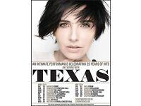 Texas - Royal Albert Hall (3 Physical Tickets)