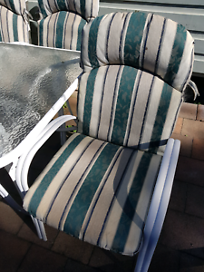 6 seater outdoor setting Newcastle Newcastle Area Preview