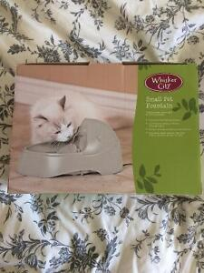 Whisker City Small Pet Fountain