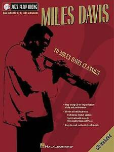 Hal Leonard Jazz Play-Along Book and CD Set, Vol. 2: Miles Davis