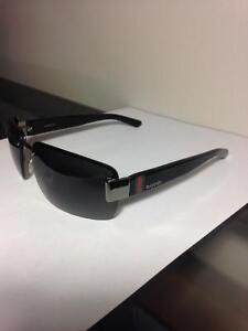 Gucci Black Sunglasses