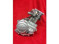 YZF R-125 ENGINE very low milage,, (2200 miles genuine used as weekend bike)